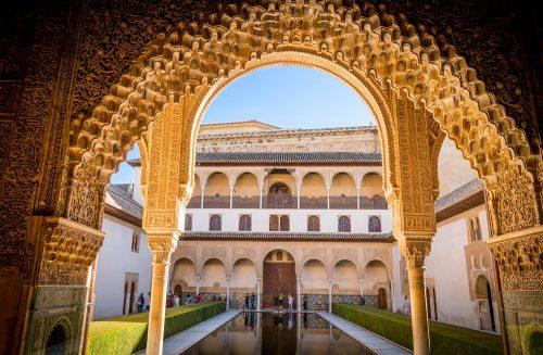 Alhambra y Paquete Al Andalus en Andalucía Hospes (1)