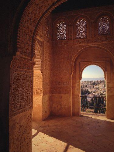 Alhambra y Paquete Al Andalus en Andalucía Hospes (5)