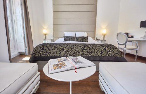 Hotel céntrico Hospes Puerta de Alcalá