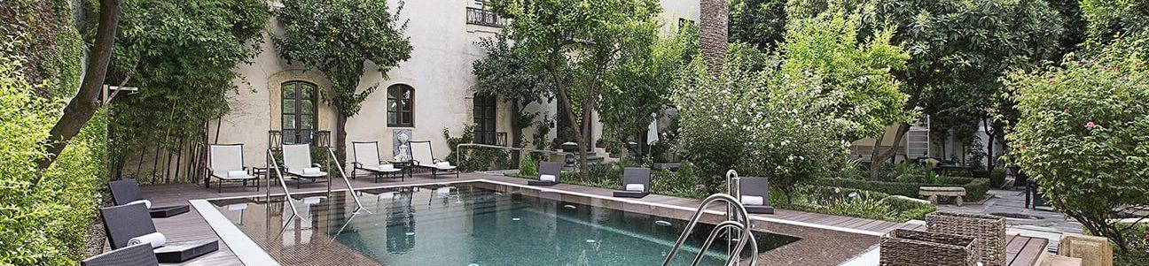Vacaciones Verano Cordoba - Hospes Hotels