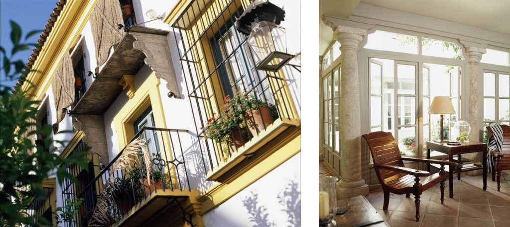 Sevilla - Hotel Hospes Las casas del Rey de la Baeza