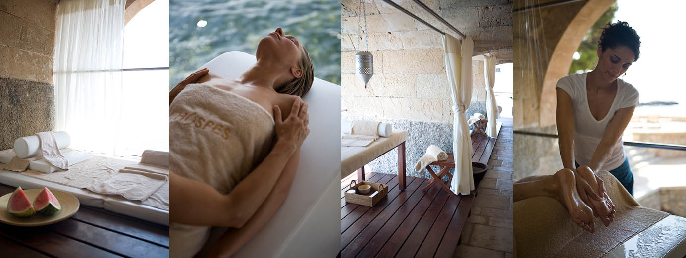 spa masaje relax